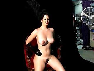 Scarlett Morgan - The Australian Supah Model Nude