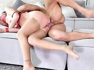 Nude Doll Fucked In A Gorgeous Missionary