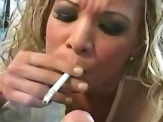 Smoking Oral Pleasure Session