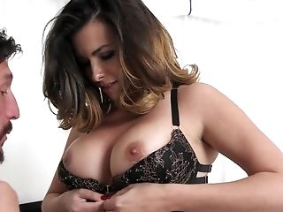 Best Adult Movie Star Abby Lee Brazil In Fabulous Internal Cumshot, Dark-haired Xxx Flick