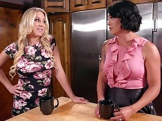 Matures Girl/girl Orgasms With Dana Vespoli And Katie Morgan