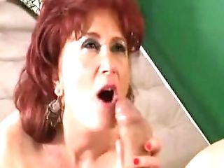 Youthfull Meat For Horny Granny - B$r