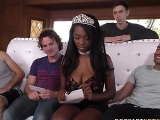 Ass Fucking Sut Daya Knight Likes Her Bday Gang-fuck
