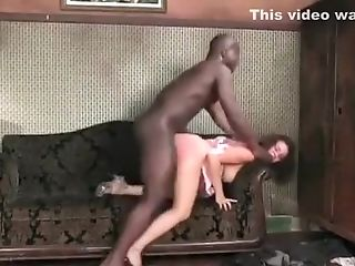 Amazing Interracial, Deep Gullet Xxx Scene
