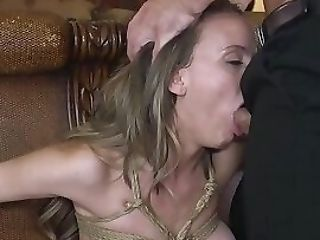 Pervy Stud Torments His Hairy Manager