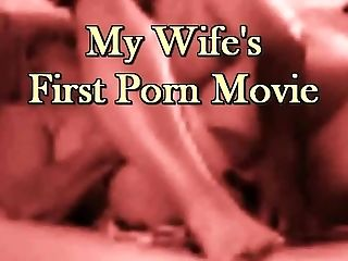 Matures Wifey's Very First Pornography Movie