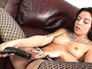 Yes, Aria Aspen Is Slender And Willowy, Rocking Perky Little Tits But, Dont Worry, Shes Got Something Big To Display You As Well. It Is The Black Dual
