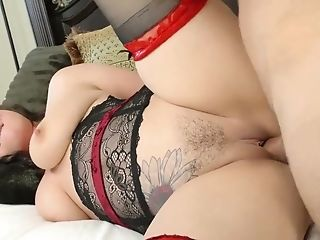 Beauteous Sexpot Louise Armana Is Blessed To Get Her Raw Coochie Fucked Mish