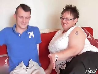 Older Matures Ladies From Britain And From Spain In One Sexy Vid