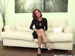 Greatest Porn Industry Star Veronica Avluv In Fabulous Ginger-haired, Fuck Sticks/fucktoys Porno Movie